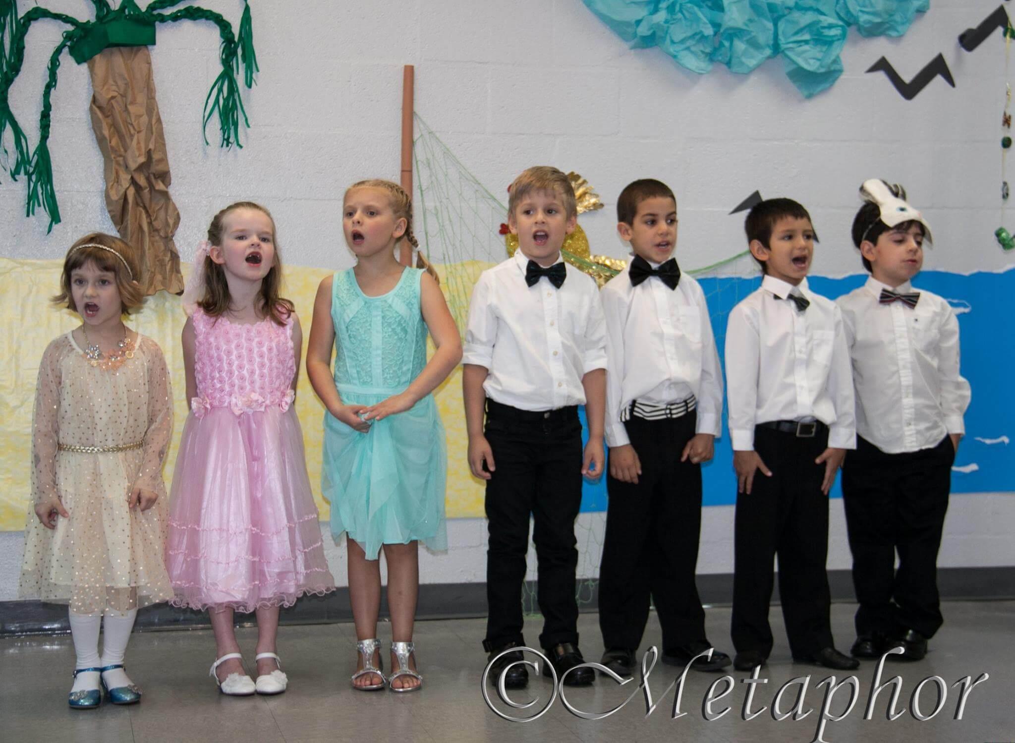 Graduation Ball  1 - Metaphor School