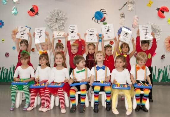 Spring Concert at Weekday Program  1 - Metaphor School