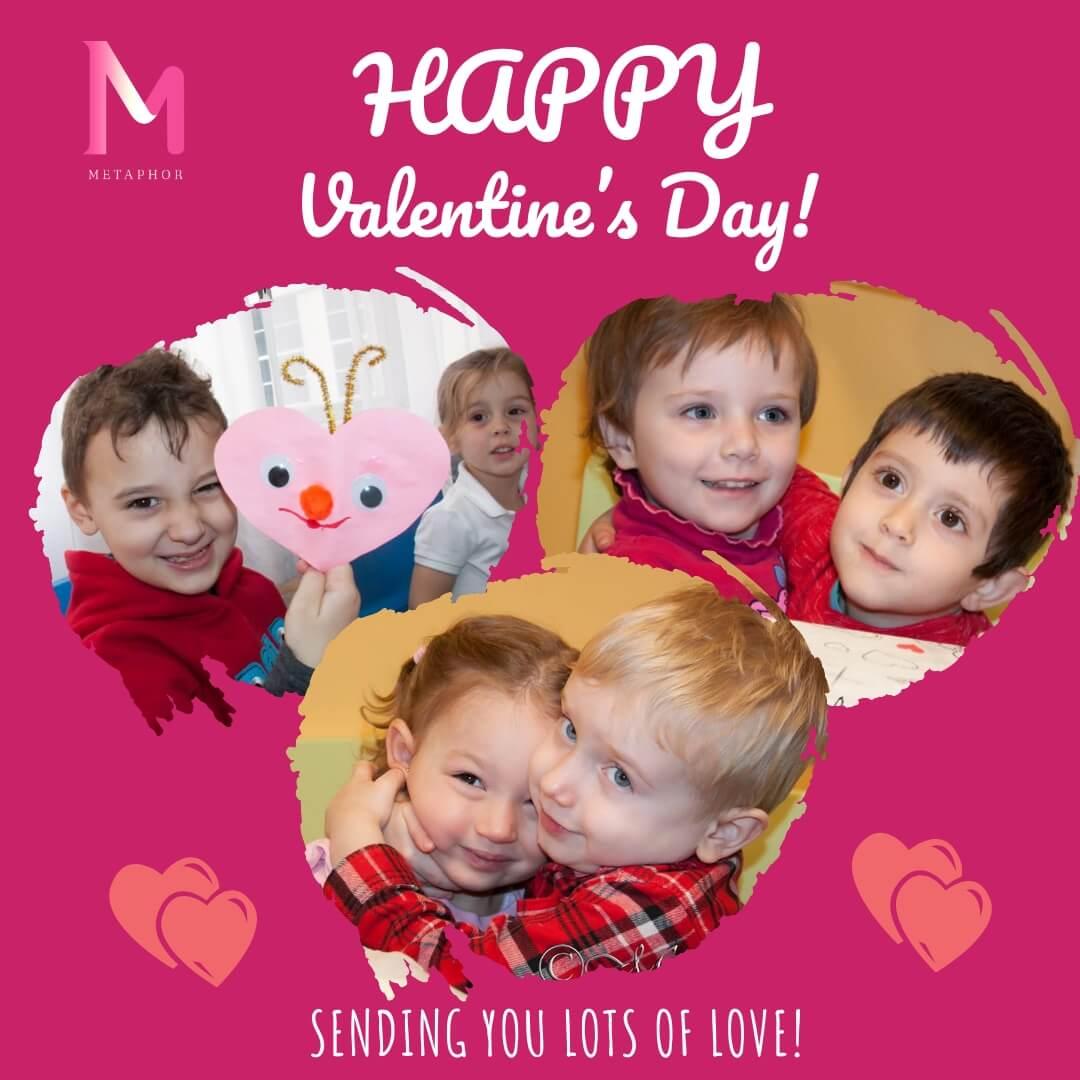 Happy Valentines Day  1 - Metaphor School