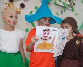 Masquerade  1 - Metaphor School