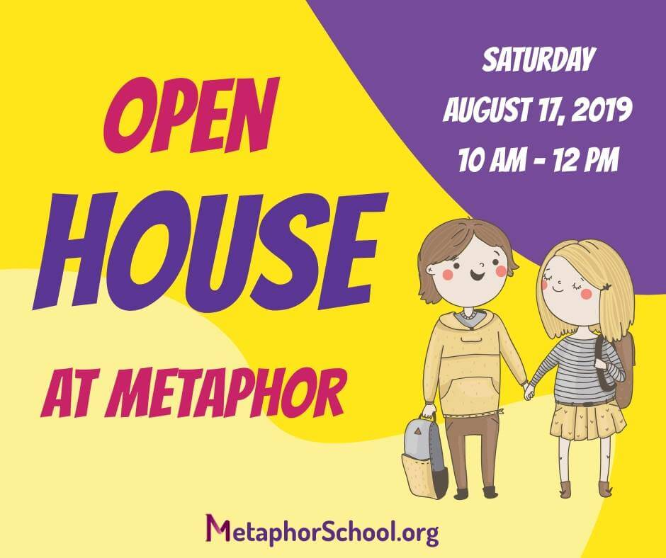 Open House  1 - Metaphor School