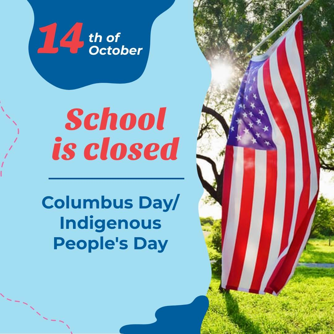 Columbus Day/Indigenous People's Day  1 - Metaphor School