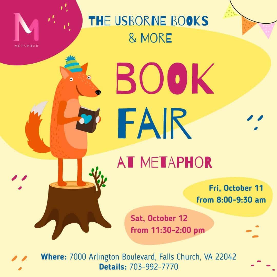 Book Fair  1 - Metaphor School