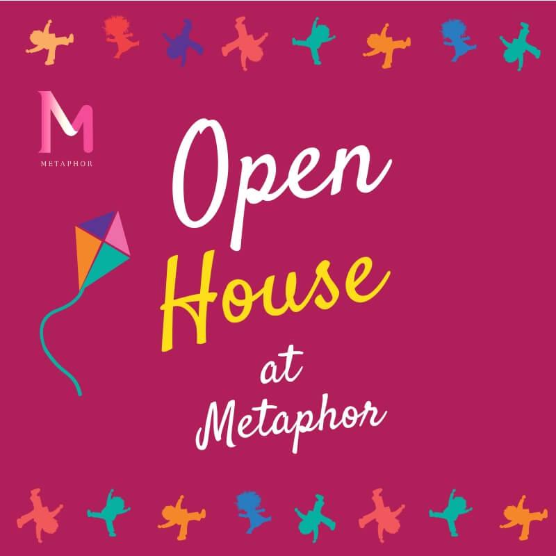 День открытых дверей  1 - Metaphor School