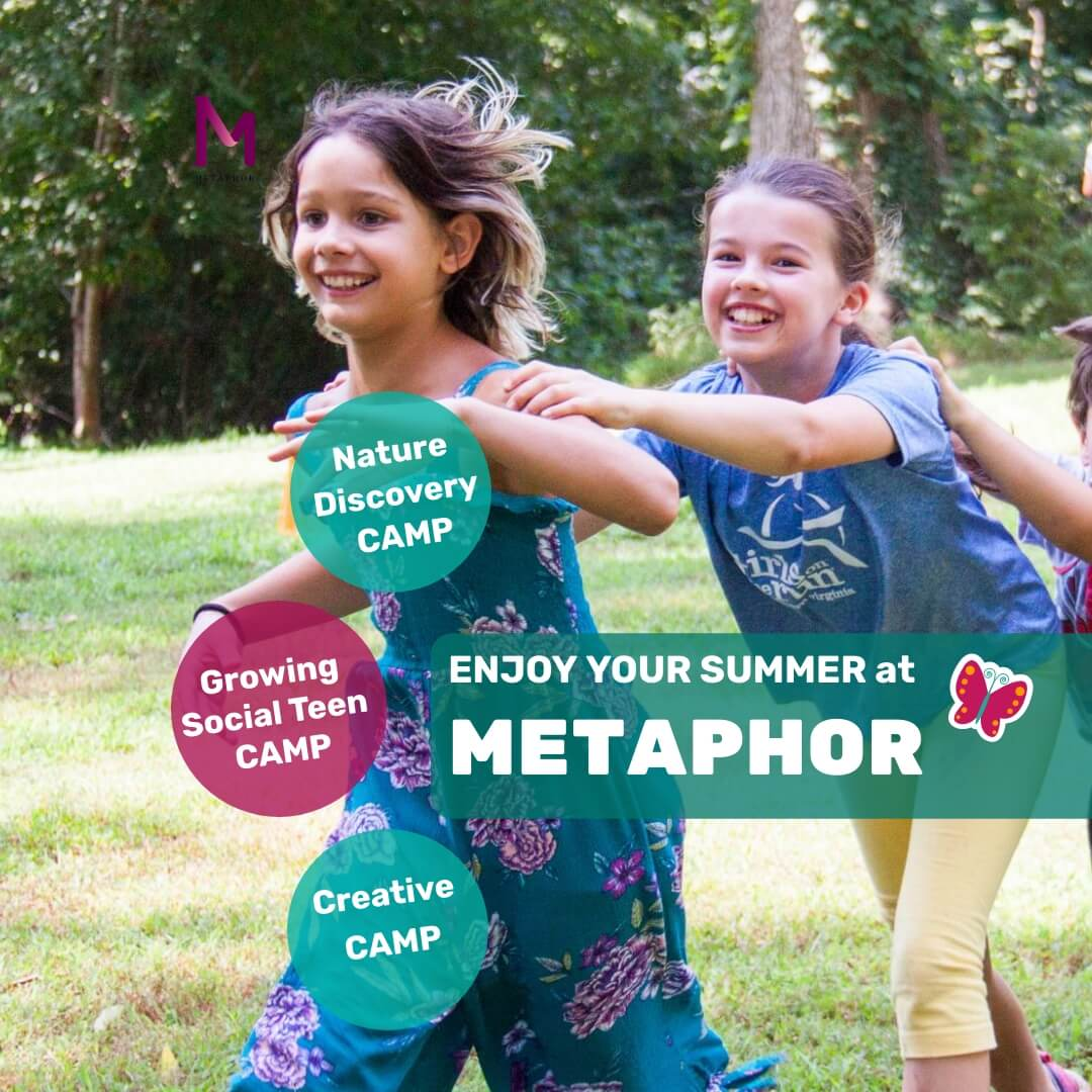 Summer Camp Registration  1 - Metaphor School